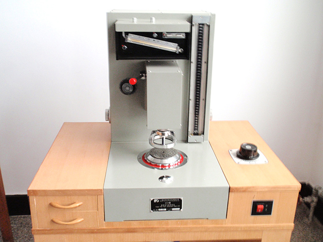 Filter paper air permeability test instrument